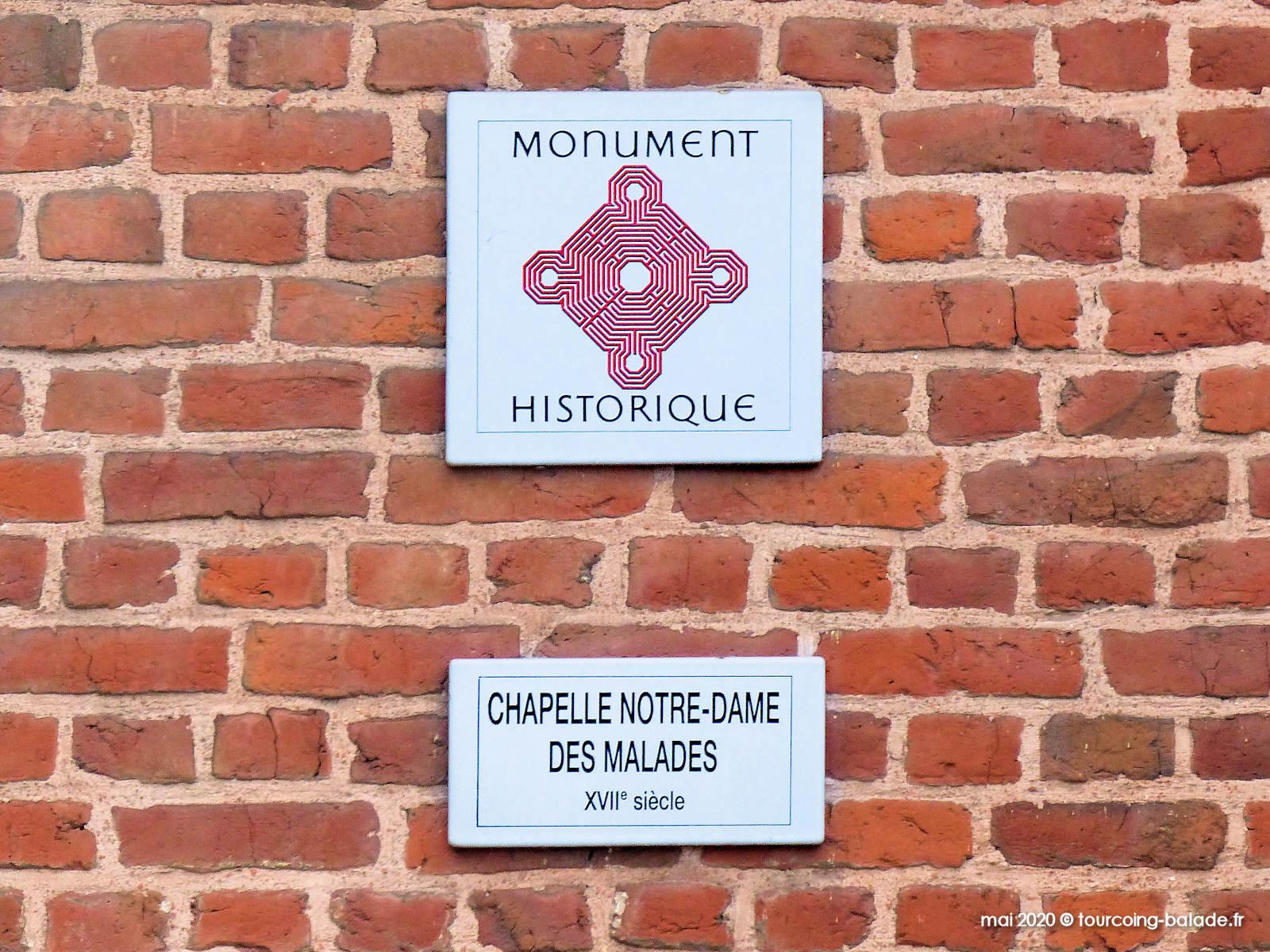 Monument Historique Mouvaux