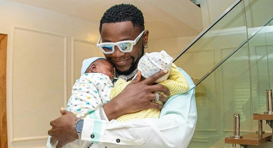 'God blessed me with triplets, but one of them died four days later.' - Kizz Daniel