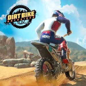 تحميل لعبة  Dirt Bike Unchained APK النسخة المهكرة