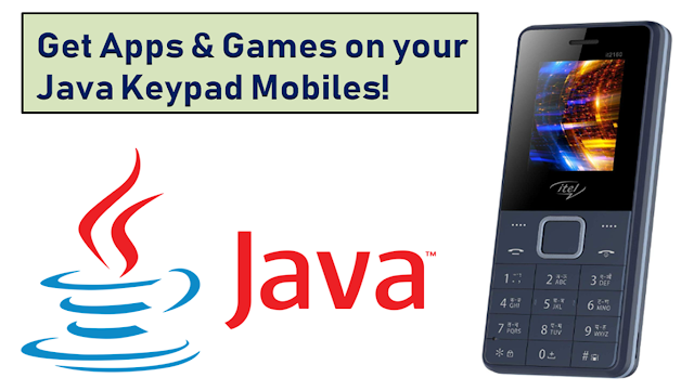 How to Download Games on JAVA Keypad Mobiles