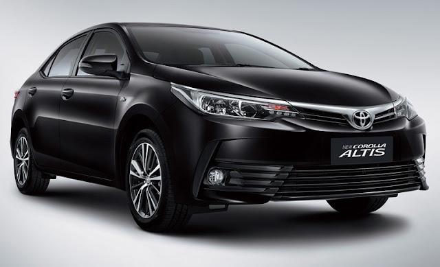 Corolla Altis Gesitnya Sedan Mewah Dari Toyota, Daftar Harga OTR Jakarta Di Auto2000