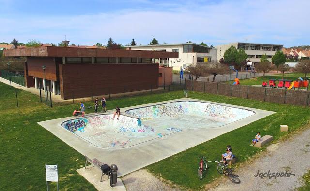 Skatepark Montévrain