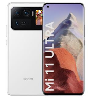 Xiaomi Mi 11 Ultra full specifications