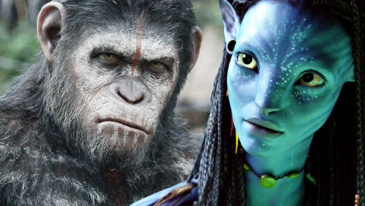 Disney Reportedly Prioritizing New Avatar 2 And Planet Of The Apes Movies