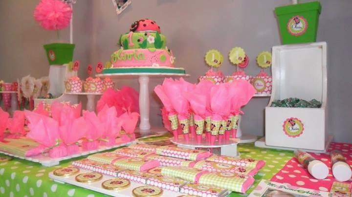 Cumpleanos De Nenas Ideas Deco Fiestas Infantiles