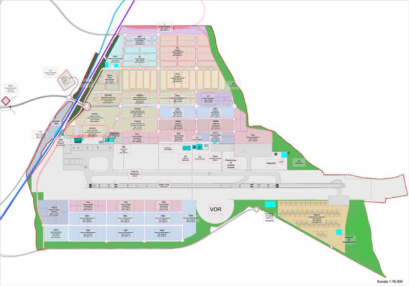 Air ciudad real blog aeropuerto y centro log stico - Plano de ciudad real ...