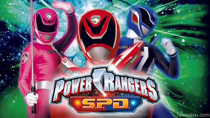 Power Rangers SPD Batch Subtitle Indonesia
