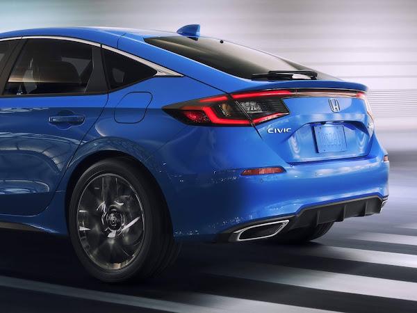 Novo Honda Civic 2022 Hatch
