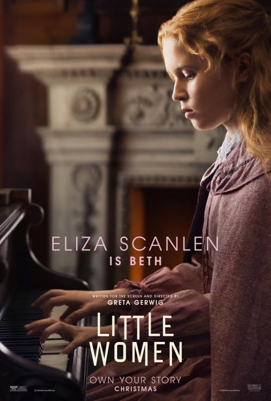 little women poster eliza scanlen