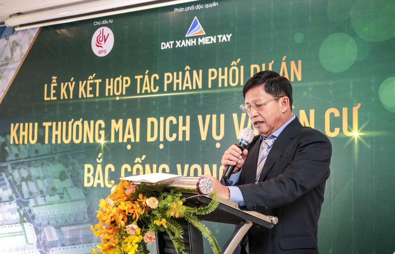 Chủ đầu tư BPS cam kết tiến độ dự án khu TMDV và dân cư Bắc Cống Vong - Aqua Melody