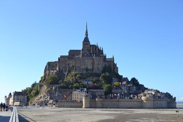 guía viaje francia: road trip normandía-bretaña, disneyland y París