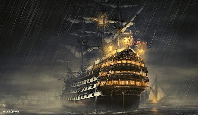fakta mimpi naik kapal laut lengkap