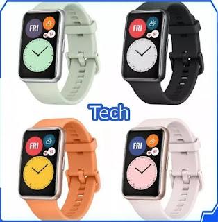 ساعه Huawei watch fit