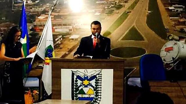 Poeta de Nova Mamoré vence concurso nacional