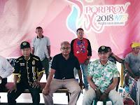 Disaksikan Wabup Bima, Abdurahman Menang Angka di Laga Perdana Lawan Petinju Kota Mataram