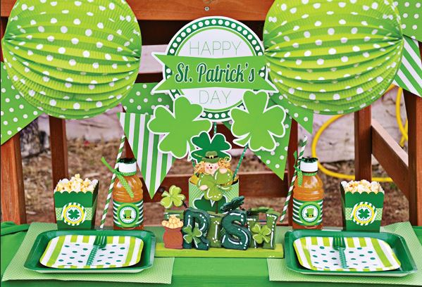 That interrupt St patricks day adult party idea topic For
