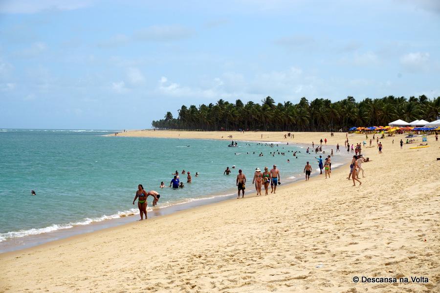 Praia do Gunga Alagoas