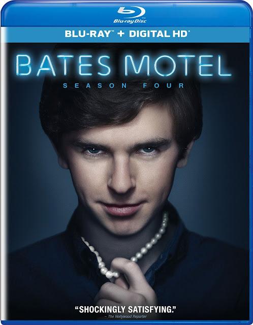 Bates Motel – Temporada 4 [2xBD25] *Con Audio Latino