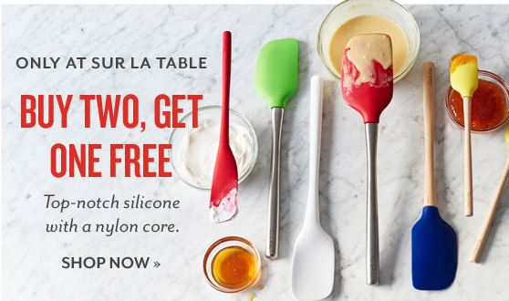 An email ad from Sur la Table