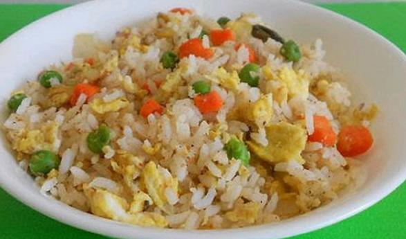 Resepi nasi goreng putih