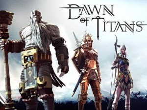 Dawn of Titans MOD APK+DATA