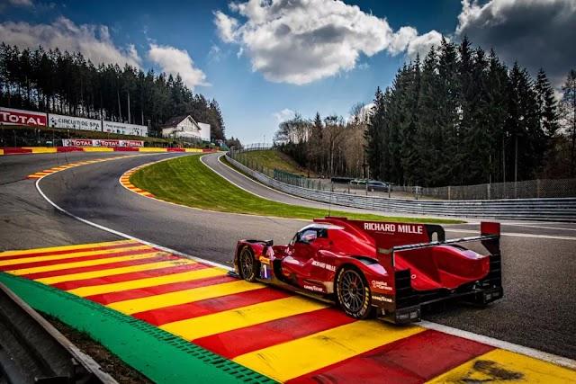 Contundente inicio para Tatiana Calderón y el Richard Mille Racing Team en Spa