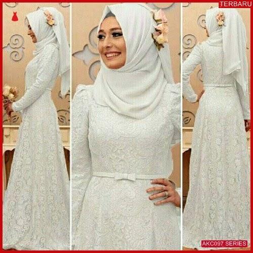 AKC097G67 Gamis Hijab Anak 097G67 Seikha BMGShop