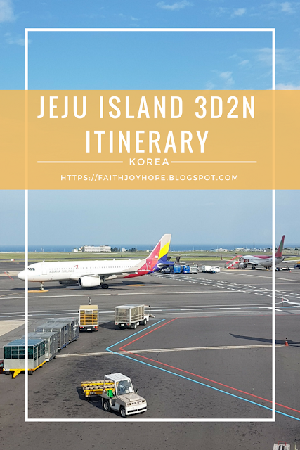 the 2nd solar daytime saw us exploring the southern share of Jeju  thingstodoinsingapore: 3D2N Itinerary inward Jeju, Korea Part ii ( *Includes G-Dragon's Cafe Aewol Monsant 몽상)