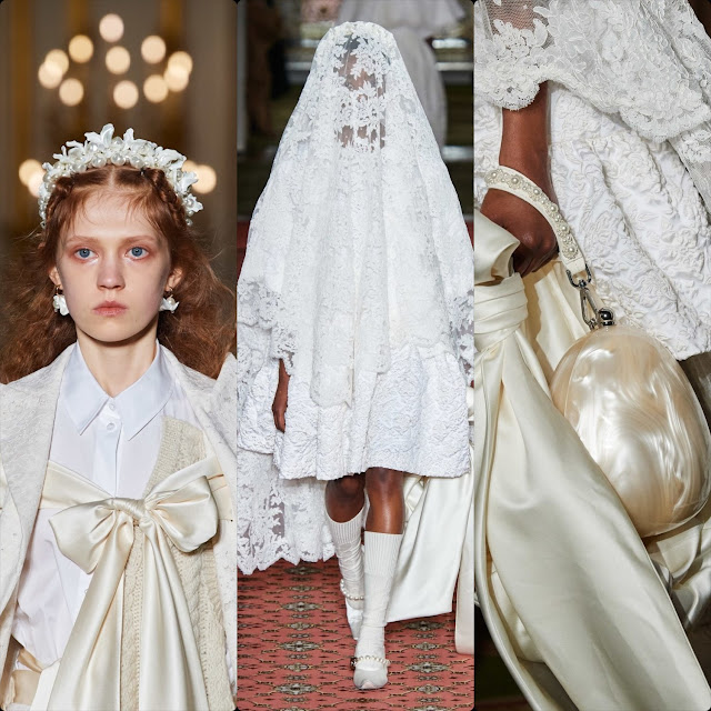 Simone Rocha Fall-Winter 2020-2021 London by RUNWAY MAGAZINE