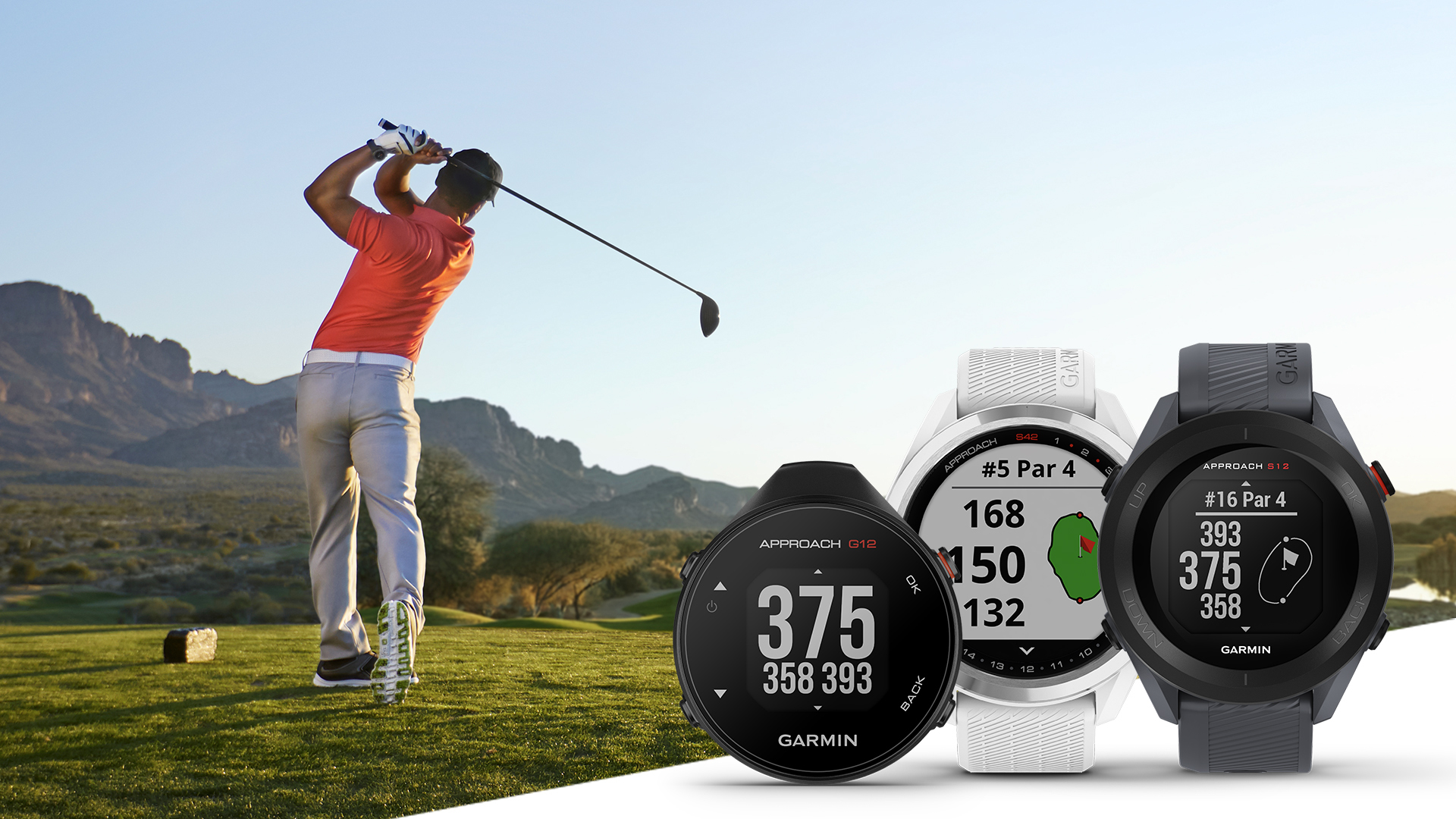 Garmin releases three new Approach series of GPS golf smartwatches