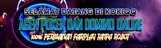 KokiQQ situs agen poker dominoqq bandarq online terbaik terpercaya 2018