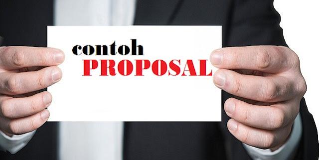 Contoh Proposal Lengkap dari Pendidikan dan Usaha