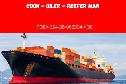 Hiring Container Ships Crew Rank Officers, Ratings At BSM Crew Service Center Phils., Inc