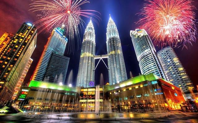 كوالالمبور عاصمة ماليزيا