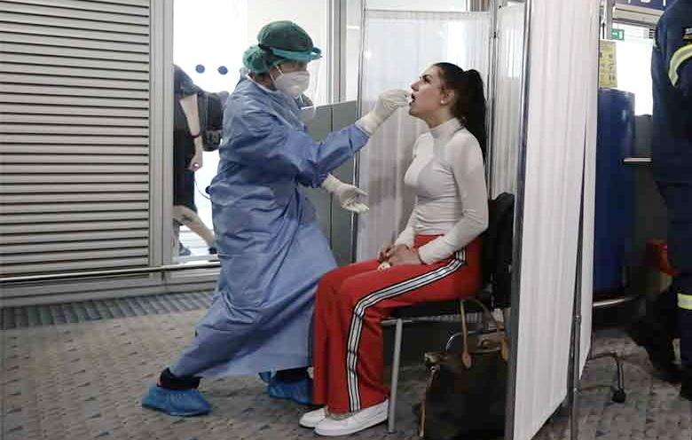 Δωρεάν rapid tests για κορωνοϊό στο Αεροδρόμιο της Αλεξανδρούπολης