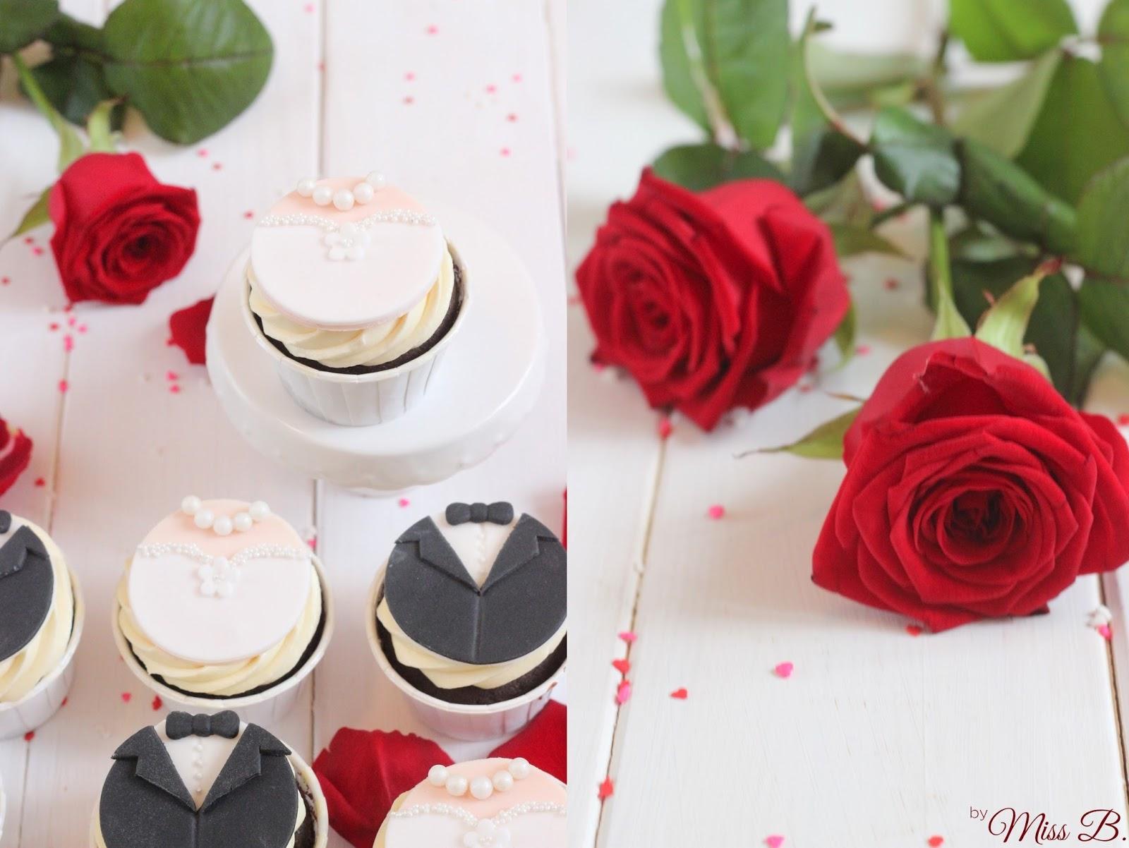 Miss Blueberrymuffin S Kitchen Braut Und Brautigam Susse Hochzeits