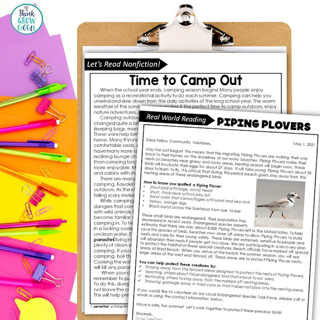 free summer print and digital activities for kids