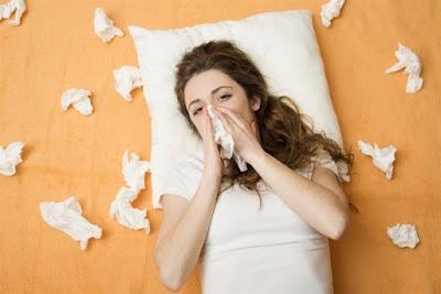 El cuerpo y las alergías