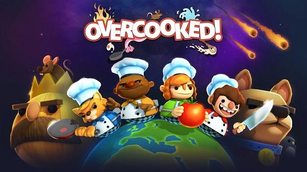 لعبة Overcooked متوفرة الآن بالمجان للجميع