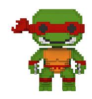 8-Bit Pop!: Teenage Mutant Ninja Turtles - Raphael