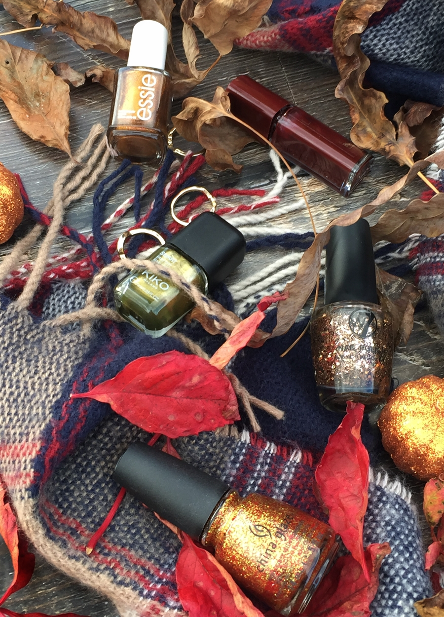 Noteworthy Nail Polish for Autumn 2019
