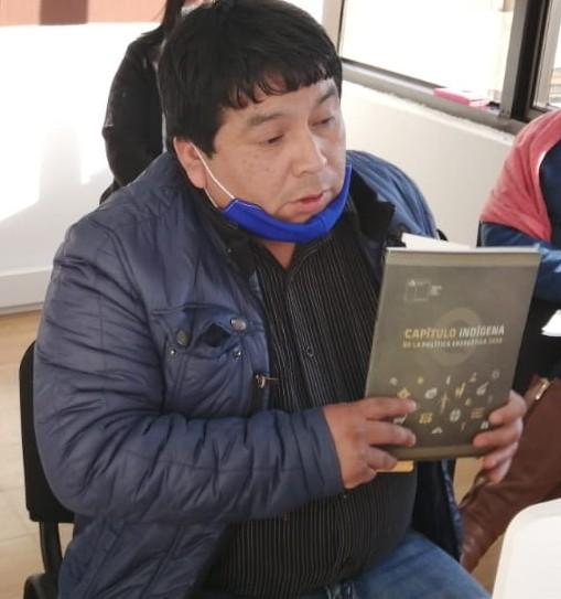 Oscar Huiniguir
