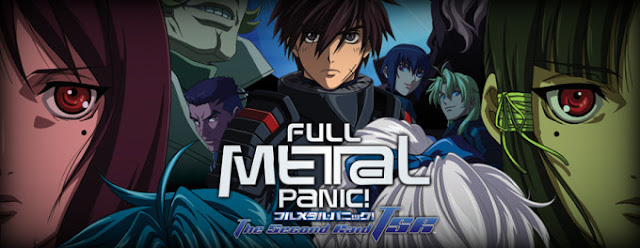 Full Metal Panic! The Second Raid Subtitle Indonesia Batch || Forteknik.com