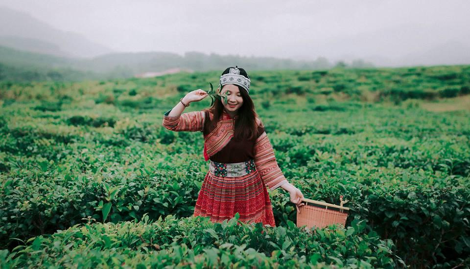Phạm Linh Trang (Hot Girl Lào Cai)