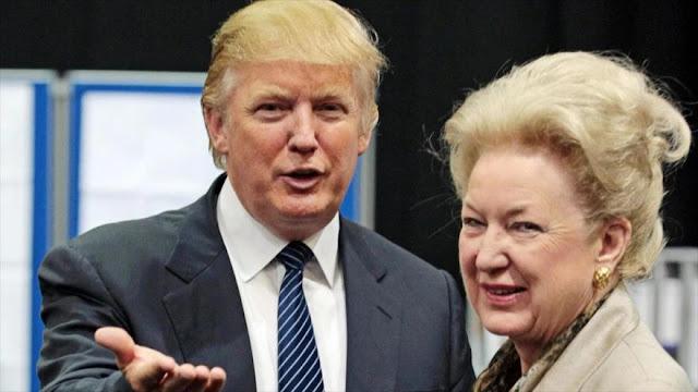 """Hermana de Trump lo tilda de """"cruel"""", """"mentiroso"""" y sin """"principios"""""""