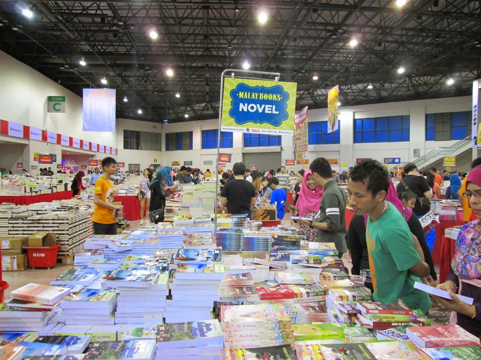 Big Bad Wolf Book Sale 2014