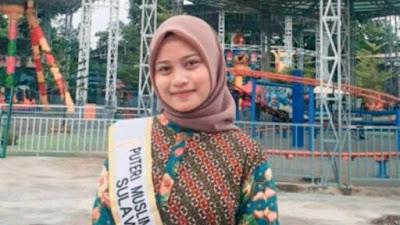 Yuk Dukung Selviani, Dara Cantik Asal Bone yang Ikut Ajang Puteri Muslimah Nusantara