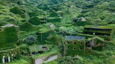 Most Amazing Abandoned Places In China