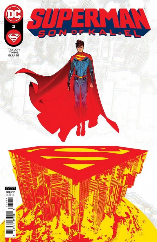 Superman: Son of Kal-El #2