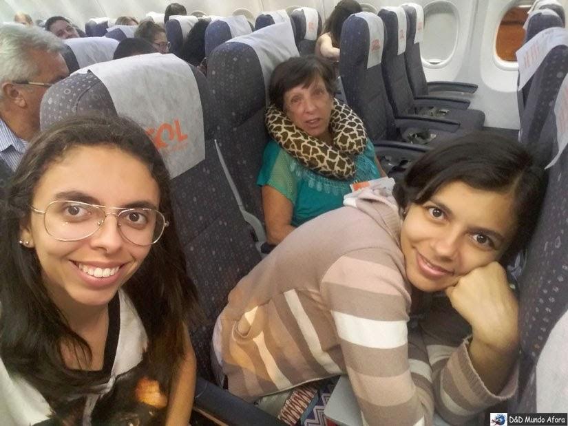 Diário de Bordo - Natal (RN)  - avião